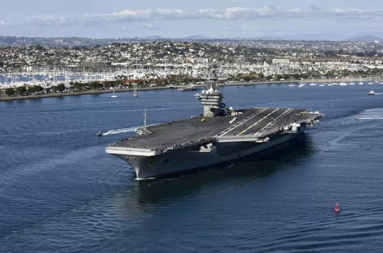 Đại sứ Philippines: Mỹ sẽ còn đưa nhiều tàu đến Biển Đông - ảnh 1
