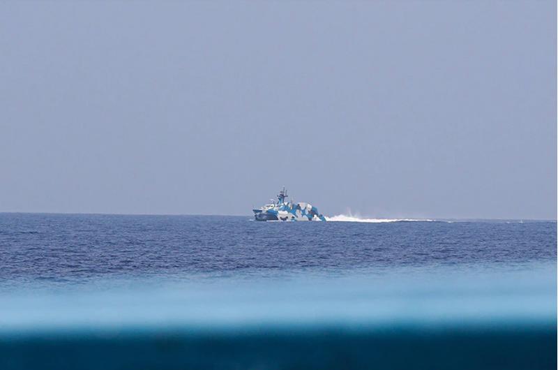Philippines:Tàu chiến, tàu dân quân biển TQ tỏa khắp Trường Sa - ảnh 2