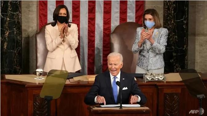 Ông Biden công bố kế hoạch đấu với Trung Quốc  - ảnh 1