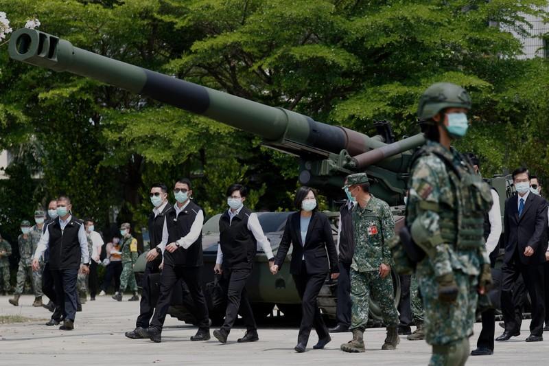 Kịch bản xung đột Trung Quốc - Đài Loan ngày càng hiện rõ - ảnh 1