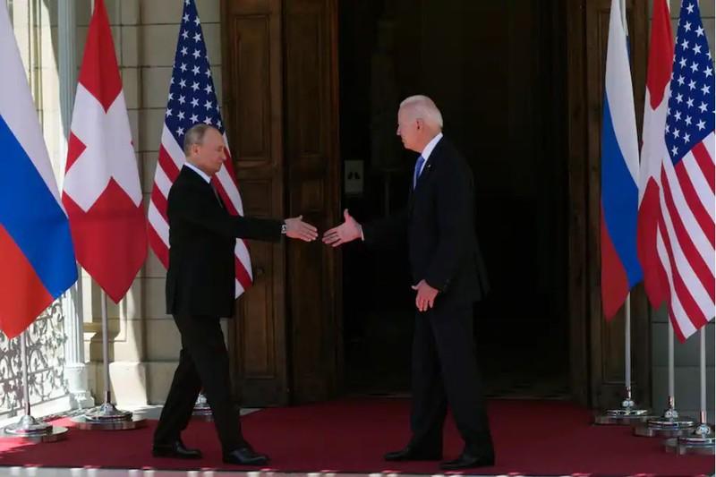 Thụy Sĩ siết an ninh thượng đỉnh Biden-Putin thế nào? - ảnh 1