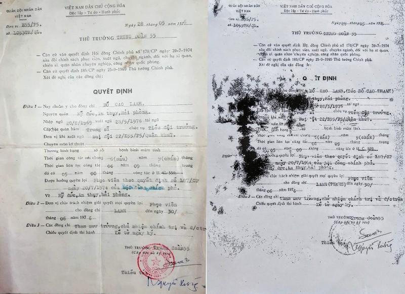Chỉ đạo điều tra, xử lý vụ giả hồ sơ chất độc da cam - ảnh 1