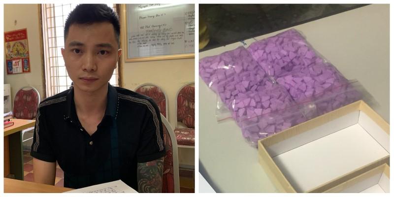 Phá 2 nhóm tàng trữ, buôn bán ma túy đá ở Hải Phòng - ảnh 1