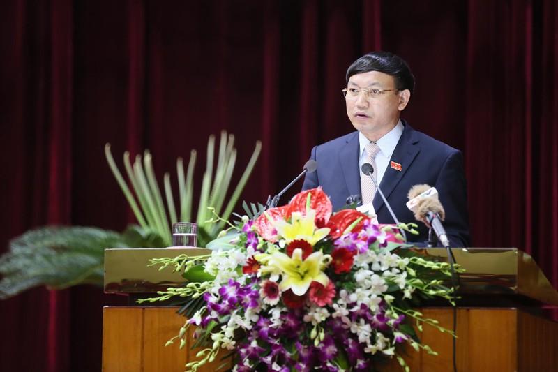 Ông Nguyễn Văn Thắng được bầu làm chủ tịch Quảng Ninh - ảnh 2
