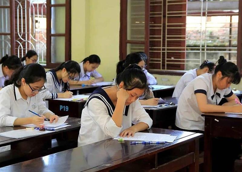 Bài thi vào lớp 10 được nâng từ 1 điểm lên 8 điểm - ảnh 1