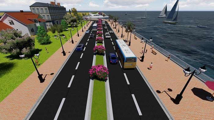 Quảng Ninh khởi công đường bao biển gần 1.400 tỉ - ảnh 1