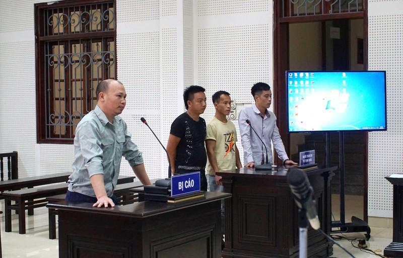 Vụ cướp đò sông Ka Long: Đề nghị y án đối với bị cáo Giáp - ảnh 1