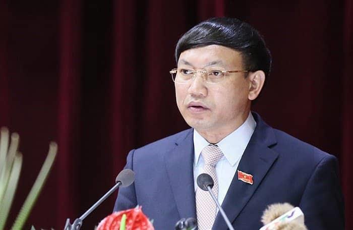 Ông Nguyễn Xuân Ký làm bí thư Tỉnh ủy Quảng Ninh - ảnh 1