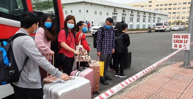 Bên trong khu cách ly người Trung Quốc đến từ vùng dịch - ảnh 1