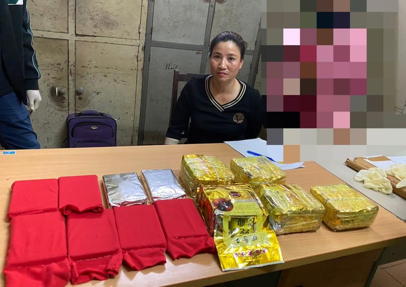 Bắt 1 phụ nữ trong đường dây sử dụng ám hiệu mua bán ma túy - ảnh 1