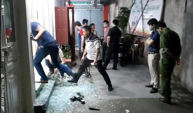 Nổ súng vào nhà đối thủ giải quyết mâu thuẫn ở Hải Phòng - ảnh 1
