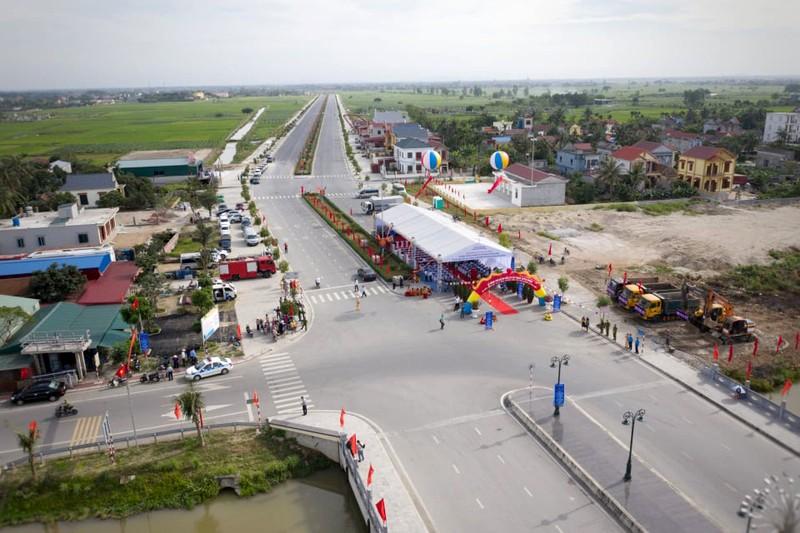 Khởi công 2 tuyến đường nối với đường ven biển ở Hải Phòng - ảnh 1