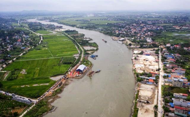 Đầu tư hơn 650 tỉ đồng xây dựng 2 cây cầu nối Hải Dương - ảnh 2
