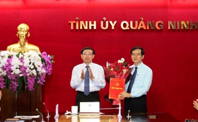 Quảng Ninh: Giám Đốc sở Nội vụ đồng thời là Trưởng Ban tổ chức - ảnh 1