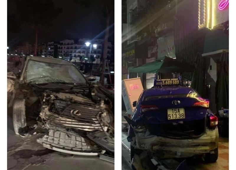 Khởi tố tài xế xe Lexus gây tai nạn làm nữ công an tử vong - ảnh 1