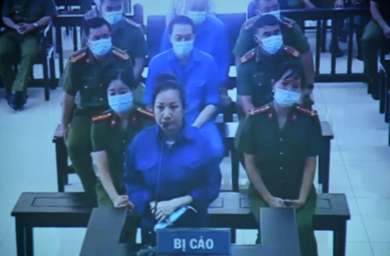 Vợ Đường 'nhuệ' bị đề nghị từ 18-24 tháng tù  - ảnh 1