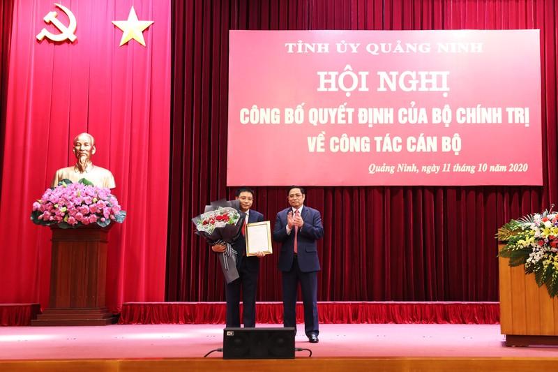 Giới thiệu Chủ tịch Quảng Ninh để bầu làm Bí thư Điện Biên - ảnh 1