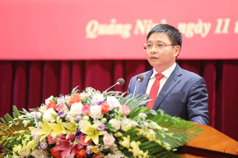 Giới thiệu Chủ tịch Quảng Ninh để bầu làm Bí thư Điện Biên - ảnh 2