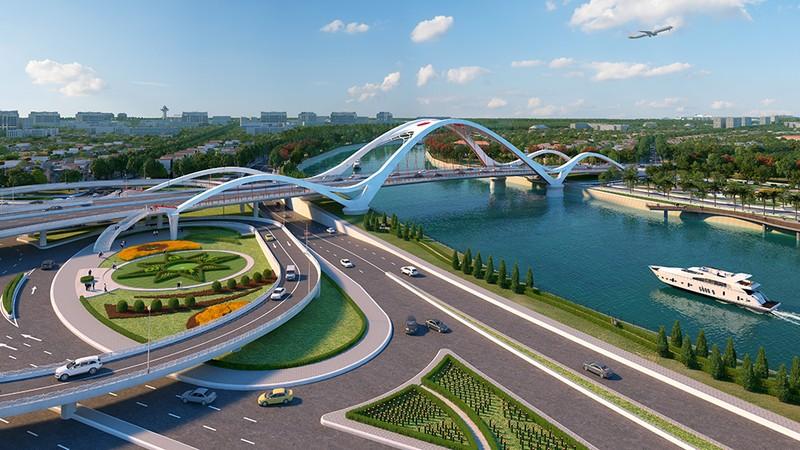 Hải Phòng: Khởi động dự án xây dựng cầu Rào hơn 2200 tỉ  - ảnh 1