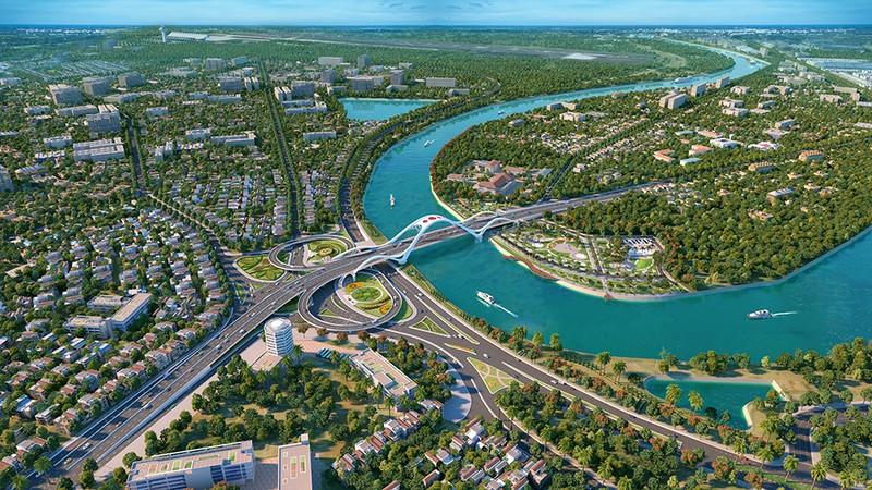 Hải Phòng: Khởi động dự án xây dựng cầu Rào hơn 2200 tỉ  - ảnh 2