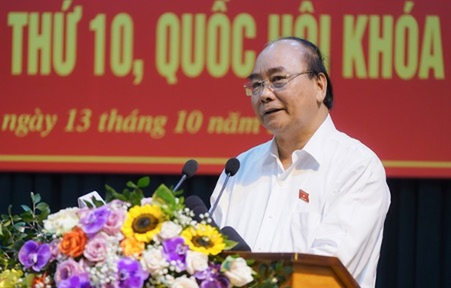 Thủ tướng: Phải chống 'virus trì trệ' trong cán bộ, công chức - ảnh 1