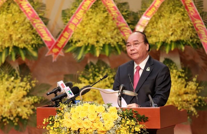 Thủ tướng: Hải Phòng phải mạnh về biển, giàu từ cảng biển - ảnh 1