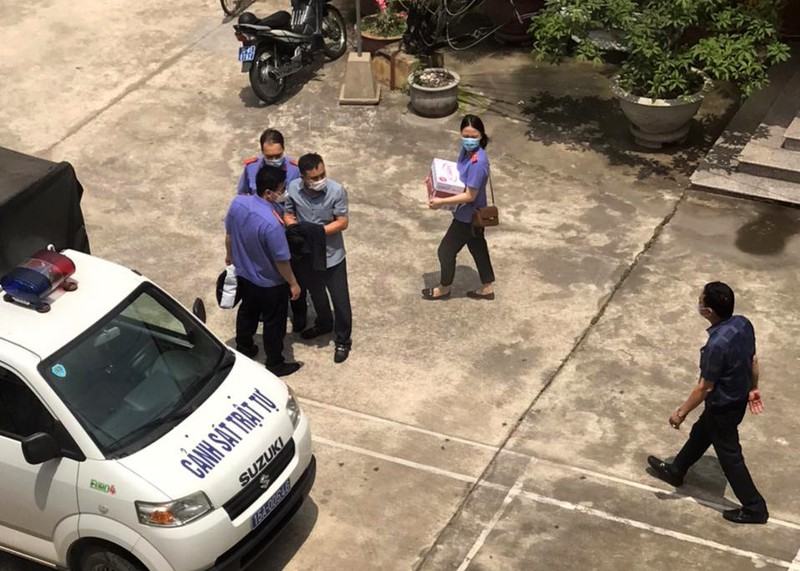 4 thuộc cấp bị bắt, Trưởng Công an quận Đồ Sơn xin nghỉ việc - ảnh 1