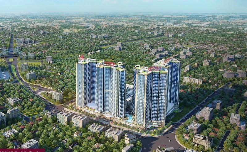 Hải Phòng khởi công ba tòa nhà cao 39 tầng  - ảnh 1