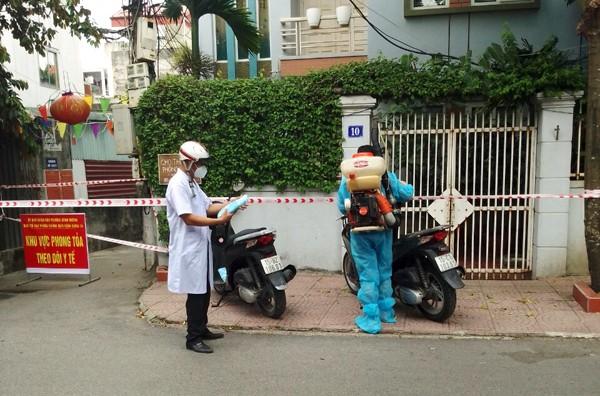 Hải Phòng ghi nhận 1 lái xe container từ Lạng Sơn về dương tính COVID-19 - ảnh 1