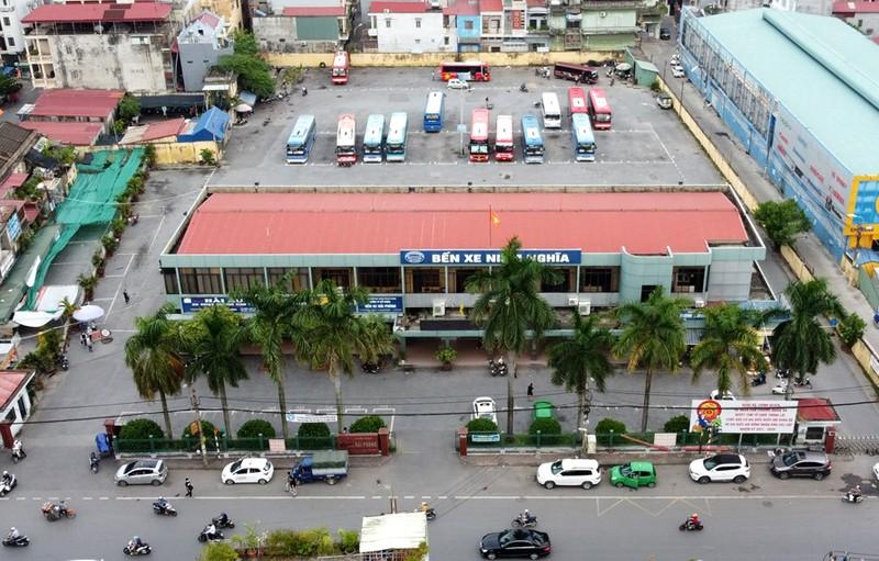 Hải Phòng đóng cửa bến xe Niệm Nghĩa, điều chuyển các tuyến xe về 3 bến khác - ảnh 1
