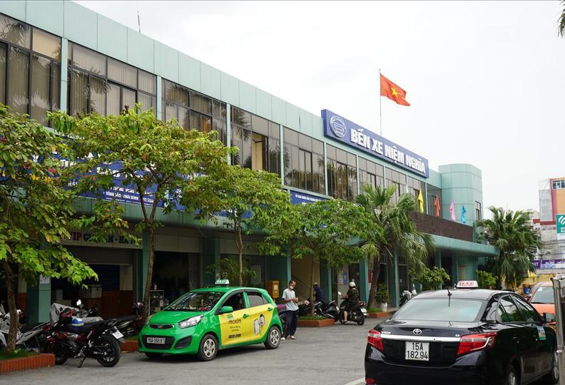 Hải Phòng đóng cửa bến xe Niệm Nghĩa, điều chuyển các tuyến xe về 3 bến khác - ảnh 2
