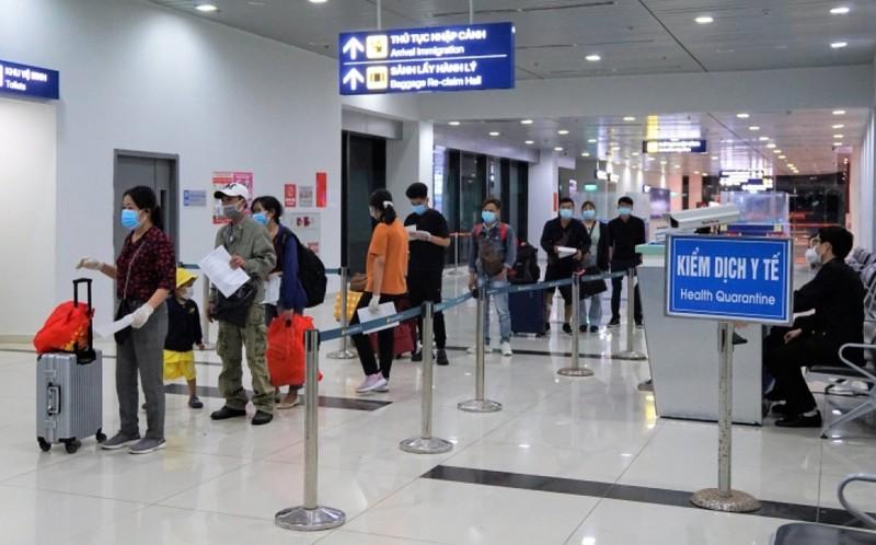 Hải Phòng: Người từ vùng dịch đến sân bay Cát Bi chỉ phải cách ly tại nhà - ảnh 1