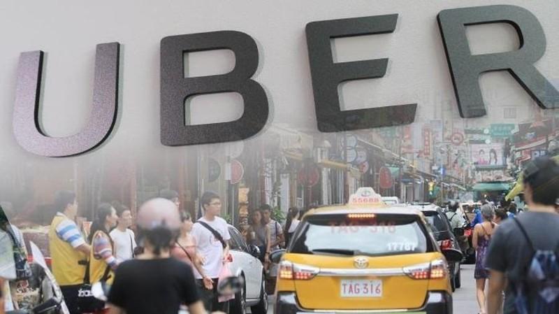 Uber lại dọa sẽ bỏ thị trường Đài Loan - ảnh 1