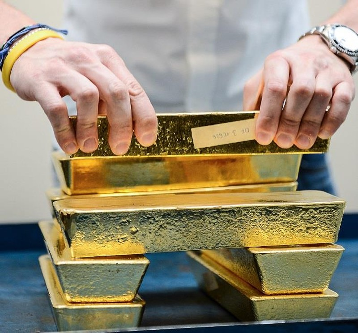 Bí mật về pháo đài trữ vàng của Tổng thống Putin - ảnh 2