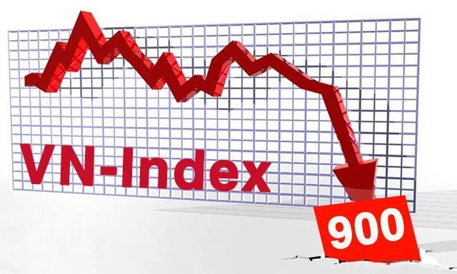 Nỗ lực phục hồi thất bại, VN-Index sẽ thủng mốc 900? - ảnh 1