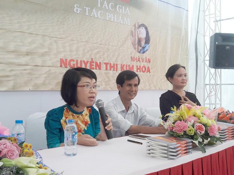 Nhà văn trẻ Kim Hòa: Hoa xương rồng vững chắc giữa sa mạc - ảnh 2