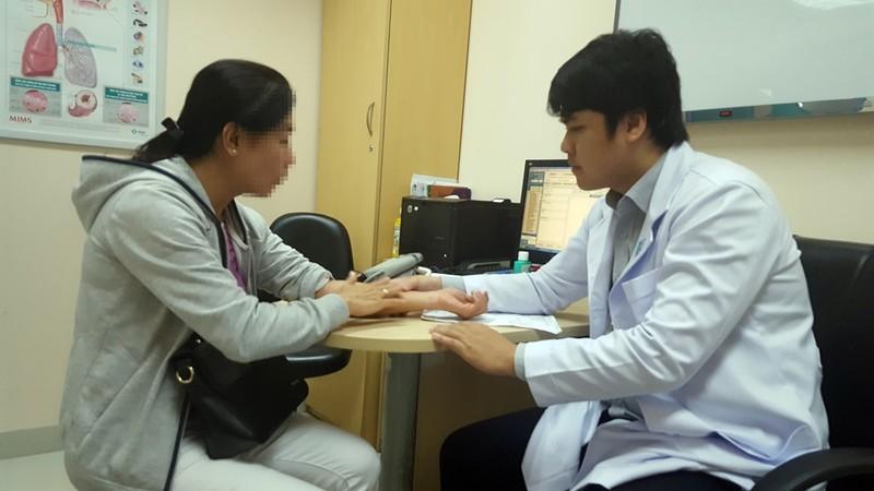 Viêm loét bộ phận sinh dục sau khi dùng thuốc trị gout - ảnh 3