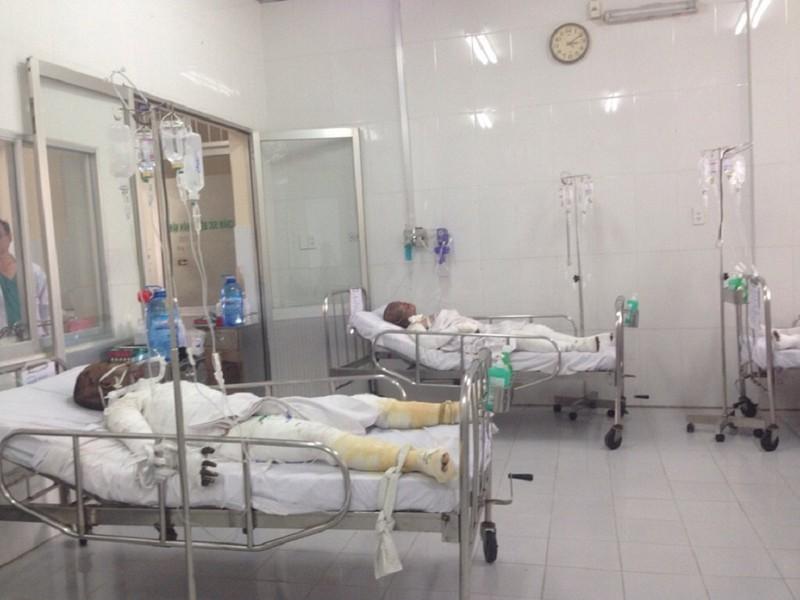 Khó cứu sống 4 nạn nhân trong đám cháy ở Phú Nhuận - ảnh 1