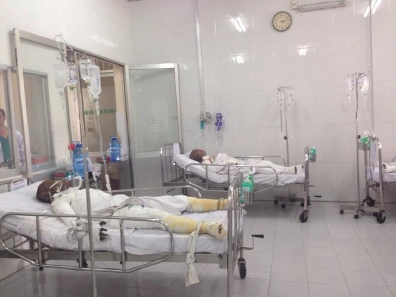nạn nhân vụ cháy nhà ở quận Phú Nhuận