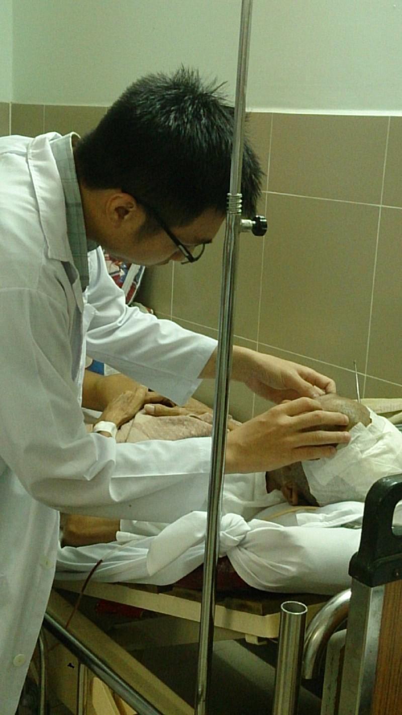 BV quận 11 mổ thành công chấn thương sọ não - ảnh 1