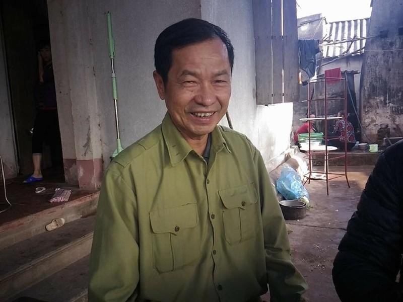 Niềm vui vỡ òa của gia đình tử tù Hàn Đức Long - ảnh 4