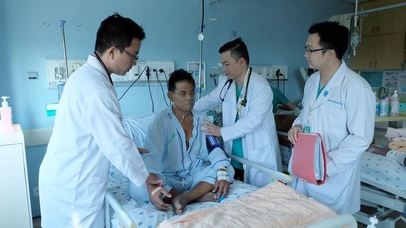 Bệnh nhân Sing thoát án tử nhờ báo động đỏ liên viện - ảnh 2