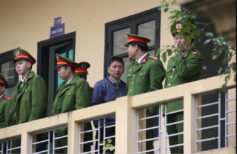 Em trai ông Đinh La Thăng chuẩn bị hầu tòa - ảnh 1