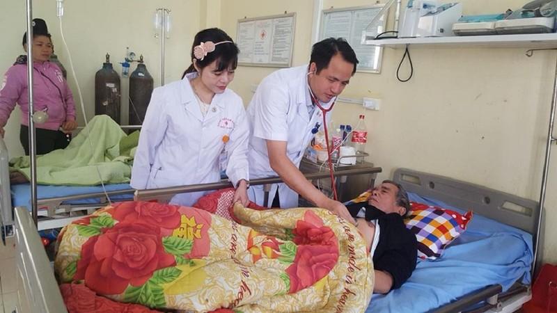 Đột quỵ rình rập người thường xuyên bị tăng huyết áp - ảnh 1
