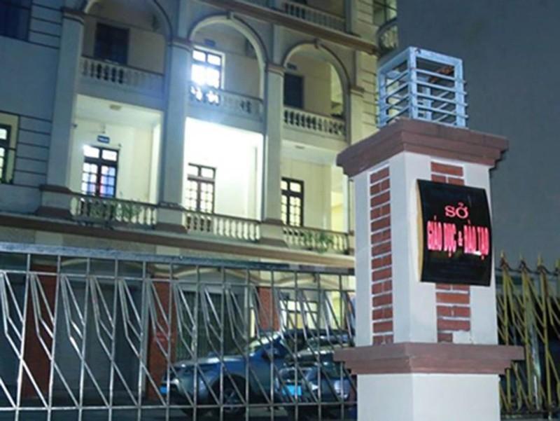 Bộ Công an vào cuộc vụ gian lận điểm thi ở Hà Giang - ảnh 1