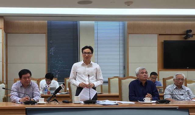 Bộ GD&ĐT xin chịu trách nhiệm về kỳ thi THPT quốc gia - ảnh 1