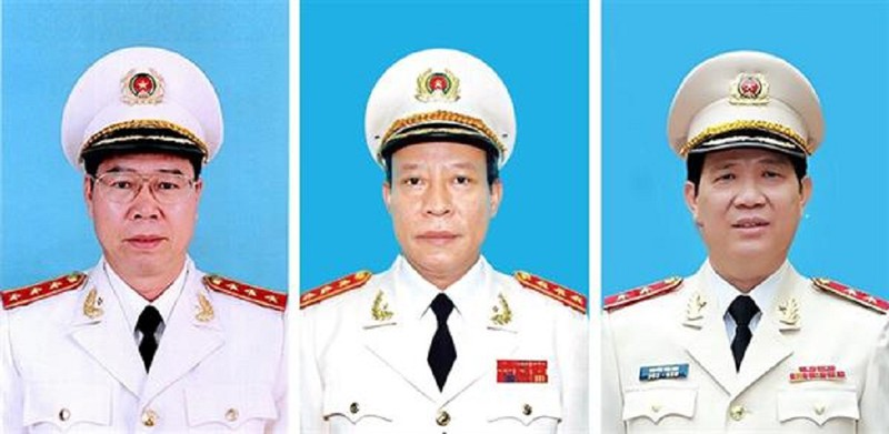 Bộ Công an bổ nhiệm một loạt chức danh tư pháp cấp cao - ảnh 1