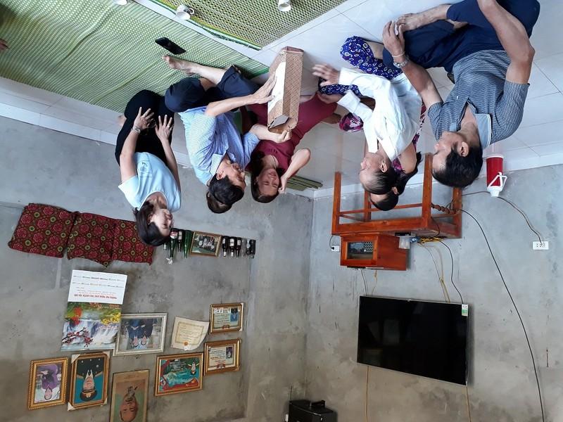 Vụ cả làng lo nhiễm HIV: Chưa chắc do dùng chung kim tiêm - ảnh 1