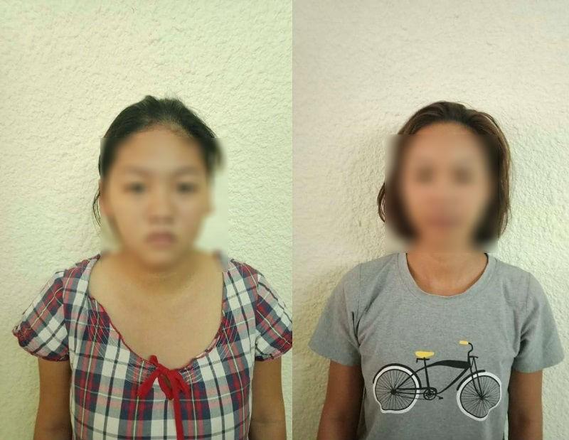 2 phụ nữ dàn cảnh trộm tiền người nước ngoài ở hồ Hoàn Kiếm - ảnh 1