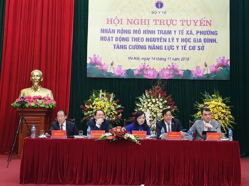 Bộ trưởng Y tế: 'Việt Nam có mạng lưới y tế cơ sở tốt nhất!' - ảnh 1